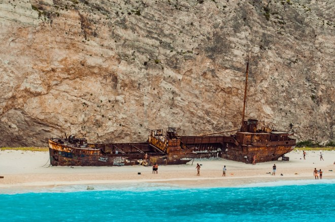 Shipwrecked - This is my adventure of being shipwrecked ... marooned on an island, maybe like Gilligan's Island, or maybe not! Maybe like the Apostle Paul? Well here is my shipwreck story. #ShipWrecked (pexels-photo-2674911)