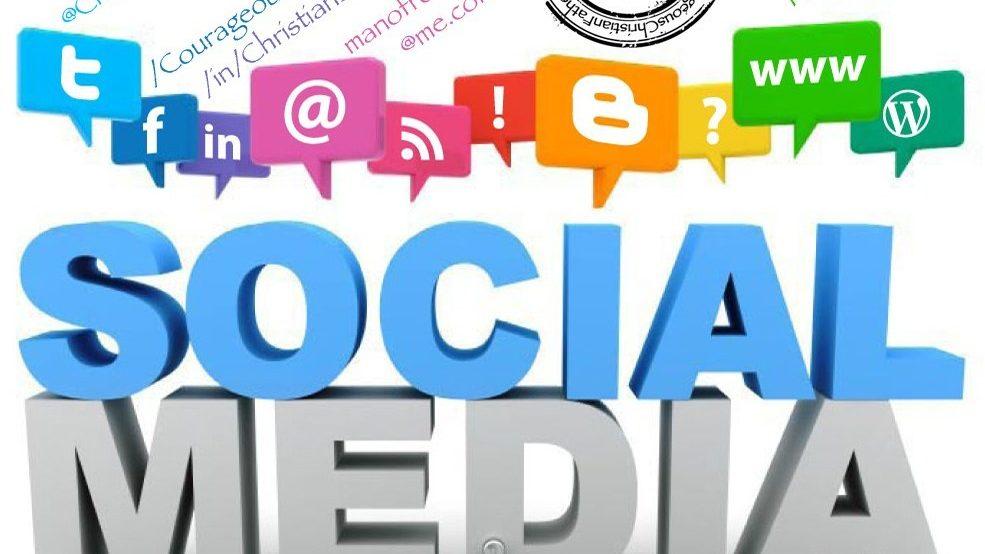 Using Social Media to Share your Faith
