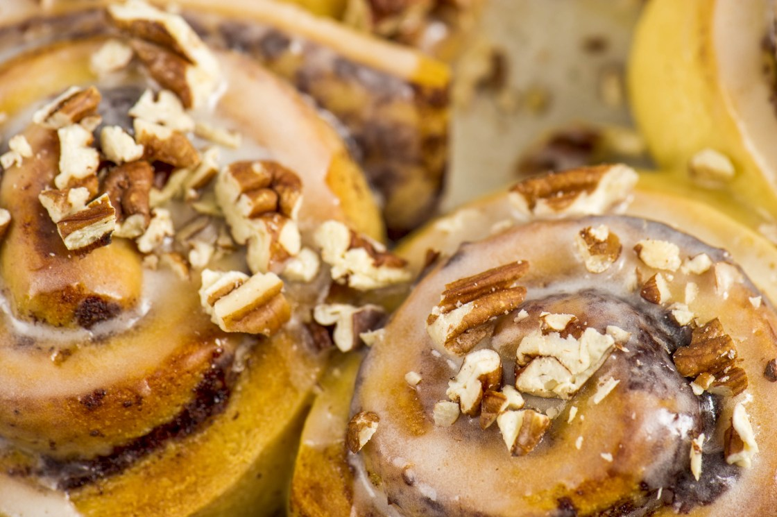 Cinnamon Roll Day - a day for one of my favorite sweet treats the Cinnamon Roll. #CinnamonRollDay
