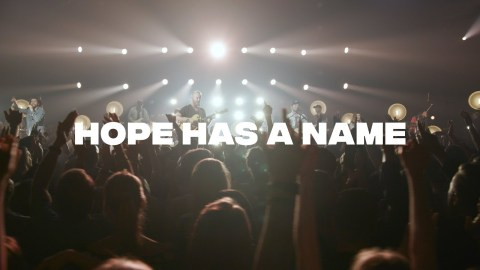 Hope Has a Name by River Valley Worship - This is a music video by the Church Worship Team. I also share the lyrics. #RiverValleyWorship #HopeHasAName