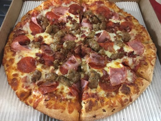 Meat Pizza - Pizza - The Best & The Worst - In this blog post, I share with you who I think is the best pizza joint and who is the worst. #Pizza