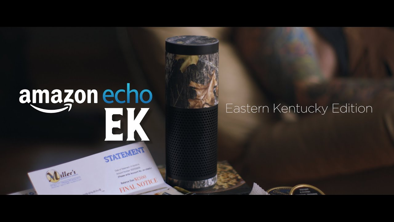 Amazon Echo EK (Eastern Kentucky Edition)