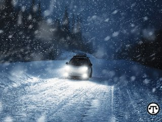 Six Quick Tips For Winter Driving - When it comes to winter car care, many motorists tend to think of antifreeze and batteries—but vehicles need extra attention in winter, especially when the temperatures drop.