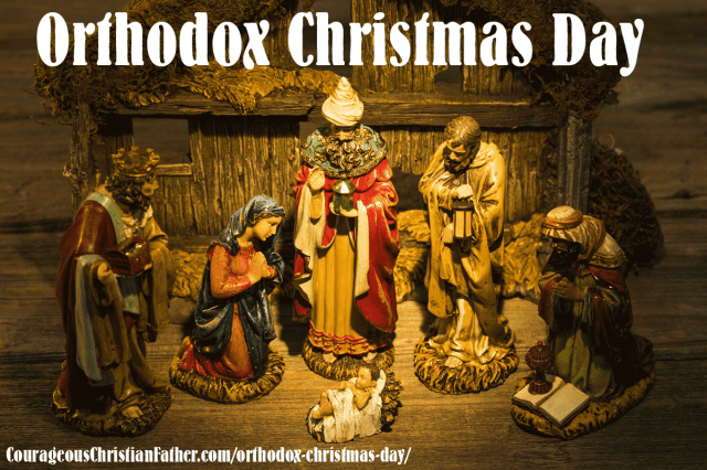 Orthodox Christmas Day - This is generally many Orthodox faiths celebrate the birth of Jesus. This day is similar to Christmas but also different. #OrthodoxChristmas #OrthodoxChristmasDay #OldChristmasDay