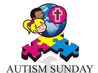 Autism Sunday - Which is also known as International Day of Prayer for Autism and Asperger Syndrome. #AutismSunday #AutismSpeaks