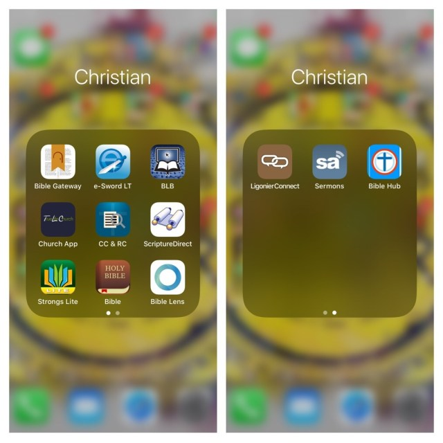 Christian Apps - Here are some Christian Apps that I use and recommend. These Christian Apps are great for Reading the Bible, Daily Devotions, Listening to Christian Music and even accessing your Church. #ChristianApps