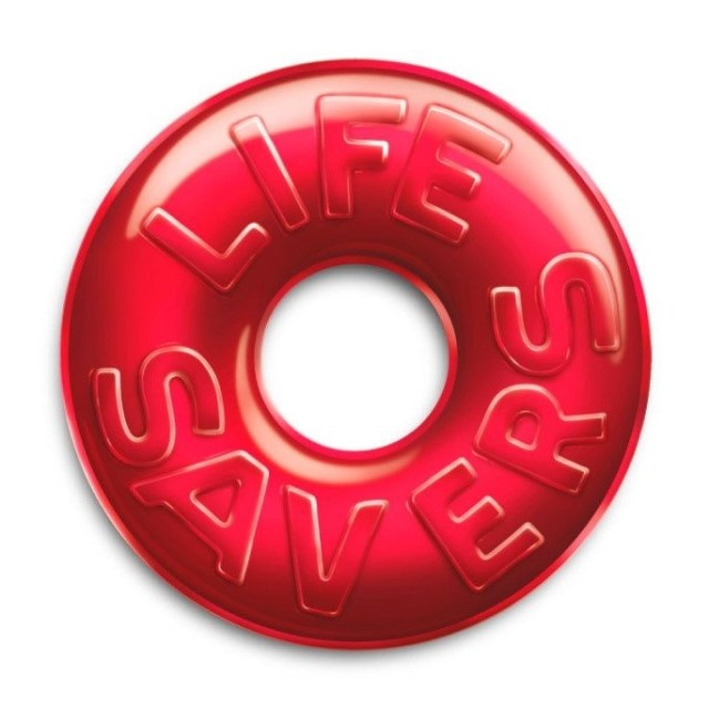 Life Savers - Just an example of a candy you can use to share the gospel. #LifeSavers