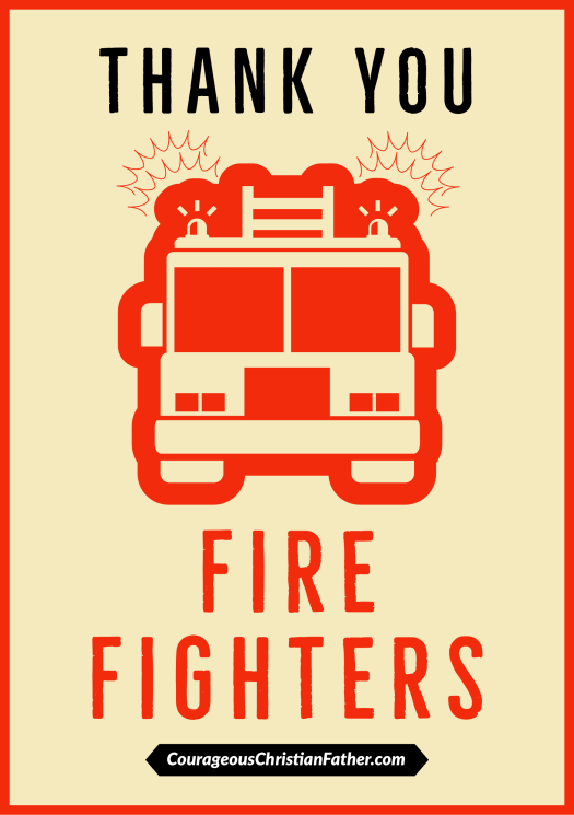 Thank Your Firefighters