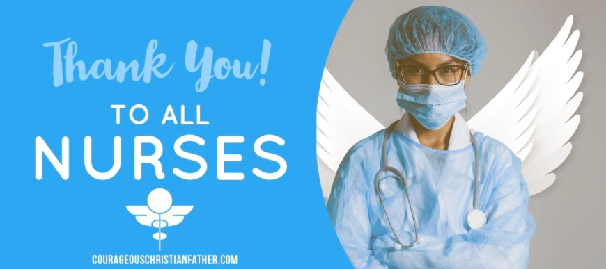 Thank You To All Nurses