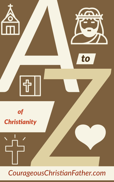 The A-Z of Christianity - I share the A to Z of Christianity, taking each letter of the alphabet and using a word to go with being a Christian. I start with A and end with Z.