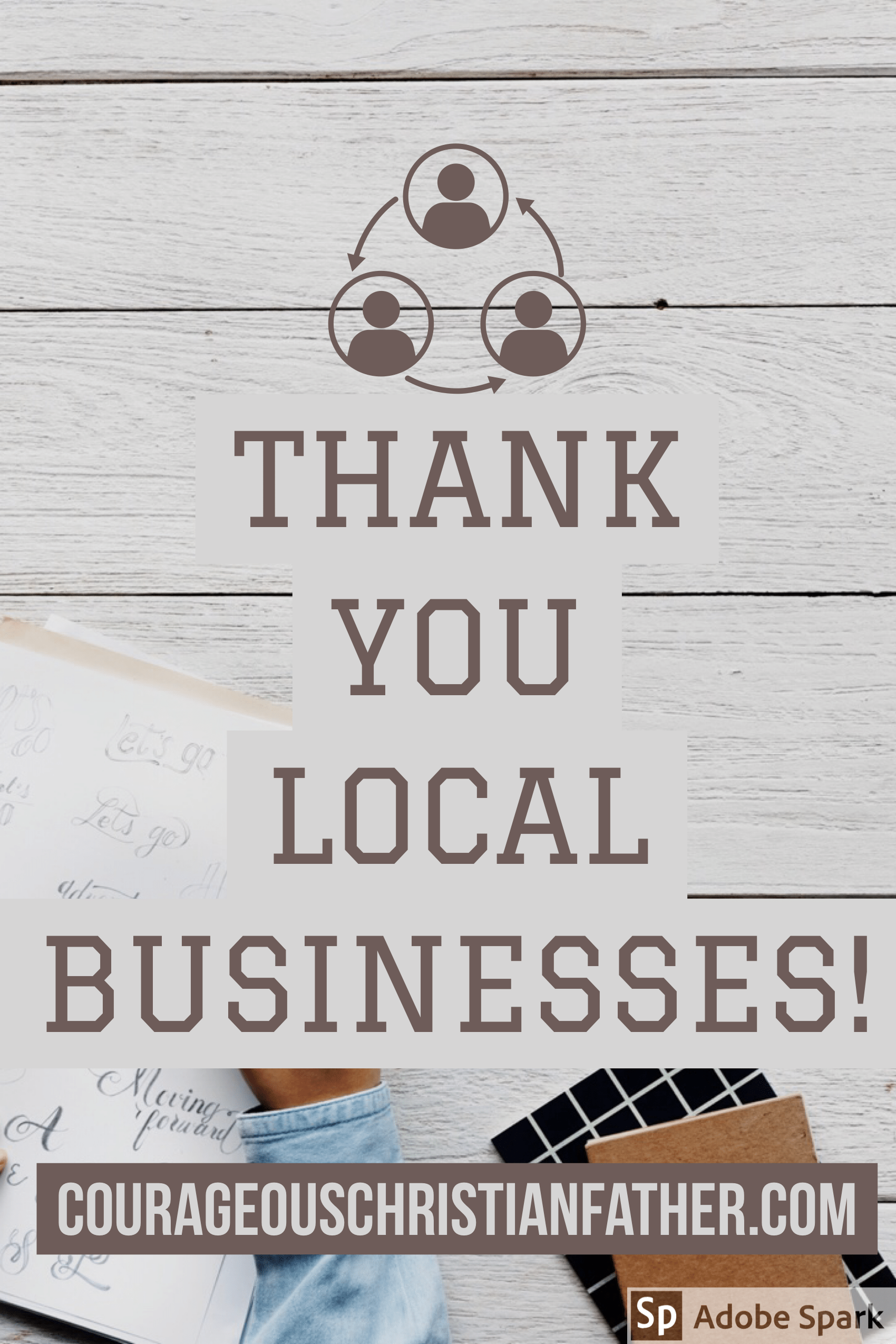 Thank You Shoutouts - All Local Businesses