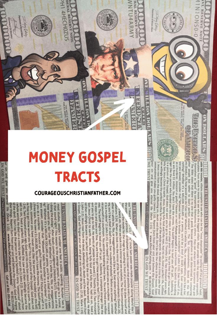 Money Gospel Tracts