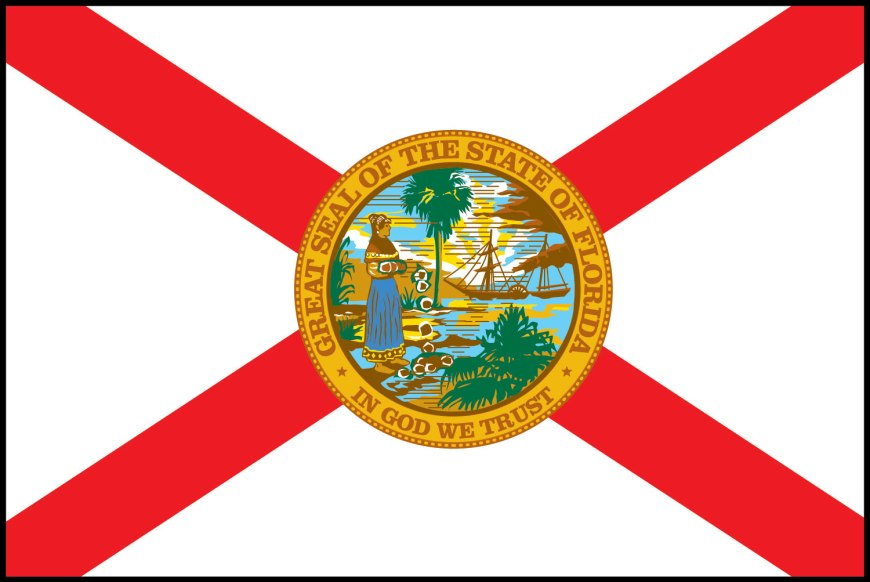 Florida Prayer of the Day - Today's Prayer of the Day focuses on the state of Florida. #Florida #PrayeroftheDay