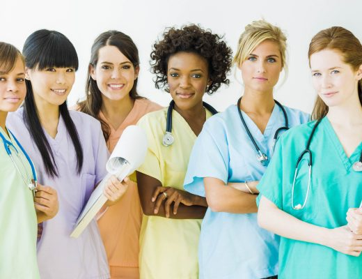 Nurses Prayer of the Day - Today's Prayer of the Day focuses on Nurses everywhere. Today lift up nurses in your prayer. #Nurses #PrayeroftheDay