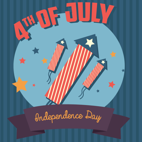 4th of July Prayer of the Day - Today's prayer is focuses on the 4th of July. #4thofJuly #PrayeroftheDay