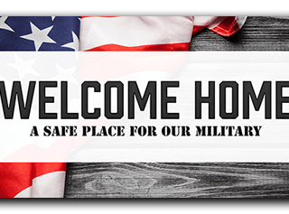 Welcome Home is a part of Celebrate Recovery aimed to help veterans stuck in hurts, hang-ups and habits. They are an open Share Group for veterans and led by veterans. #WelcomeHome