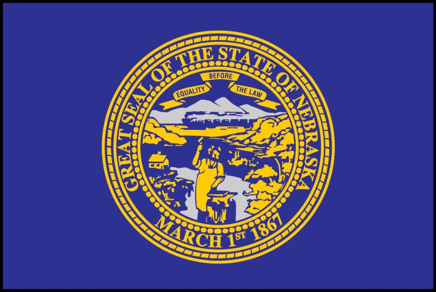 Nebraska Prayer of the Day - Today's Prayer of the Day focuses on the state of Nebraska. #Nebraska #PrayeroftheDay