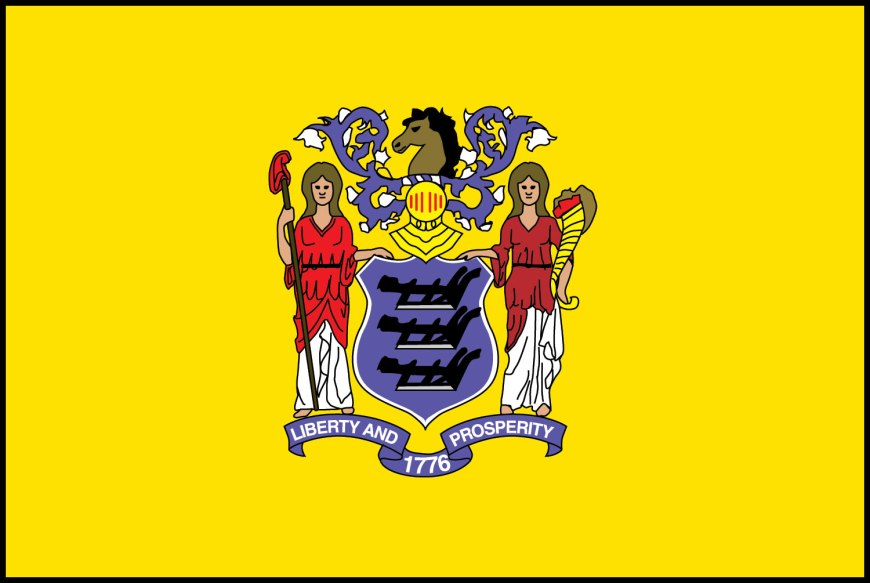 New Jersey Prayer of the Day - Today's prayer focuses on praying for the state of New Jersey. #NewJersey