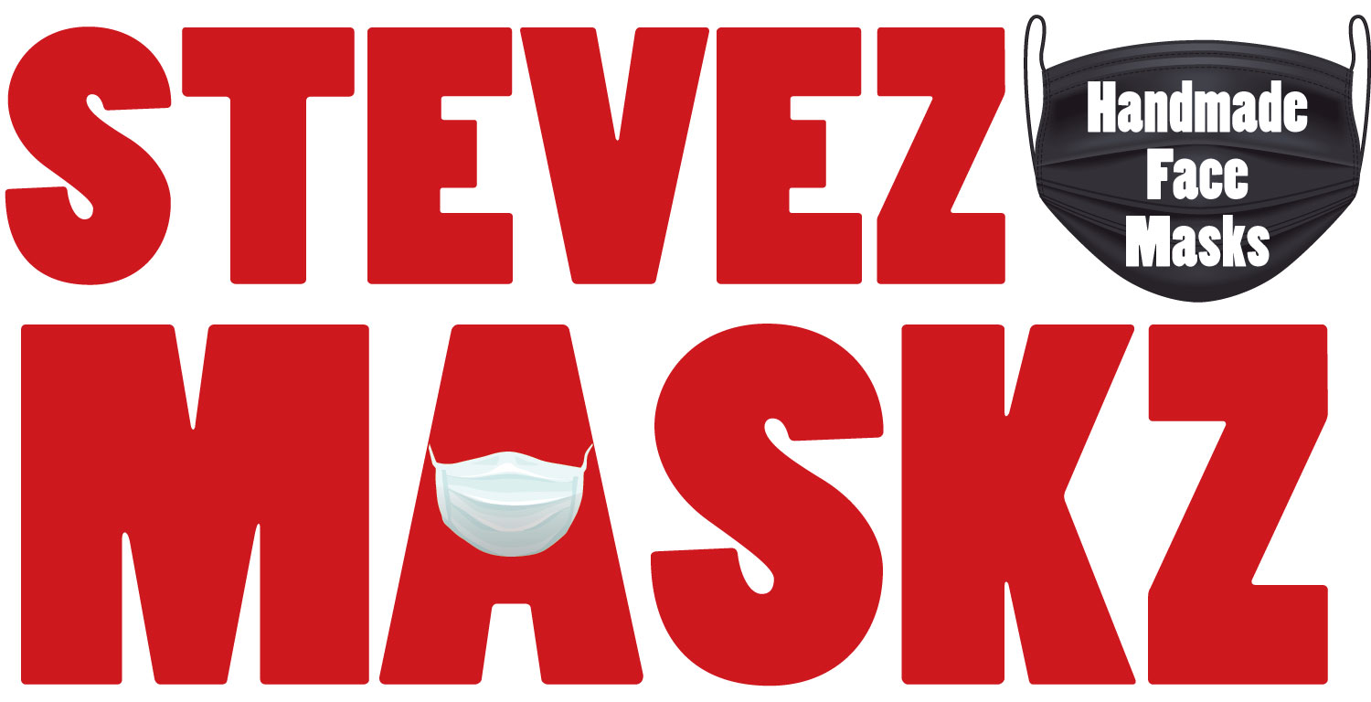 Stevez Maskz (Handmade Face Masks For Sale)
