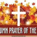 Autumn Prayer of the Day