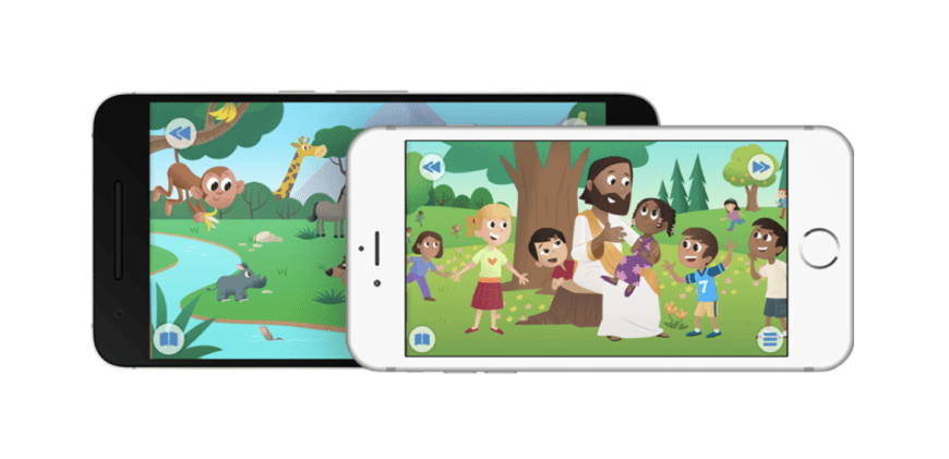 Bible App for Kids sees significant increase in global engagement amidst the pandemic - YouVersion and OneHope celebrate milestone of 50 million installs #OneHope #YouVersion #BibleAppforKids