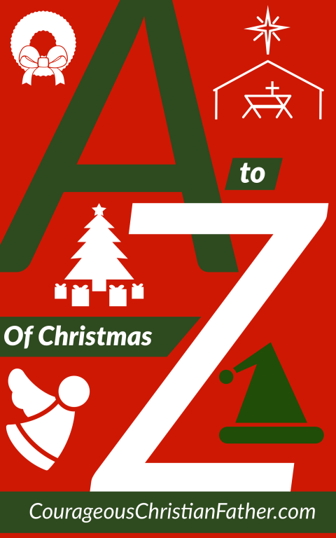 A-Z Of Christmas - I share the A to Z of Christmas. Taking each letter of the alphabet from the letter A to the letter B that relate to Christmas. #Christmas