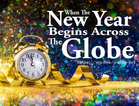 When the new year begins across the globe - The following rundown shows when the new year will be celebrated in various areas across the globe and what time it will be in New York when revelers in those countries are officially ringing in the New Year! #NewYears