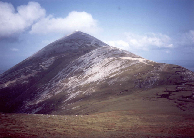The significance of Croagh Patrick - Croagh Patrick is significant in Irish history because it was both a place of worship predating the arrival of Christianity in the country, but also the place St. Patrick was purported to have completed a 40-day Lenten ritual in the 5th century. - WikiPedia Photo
