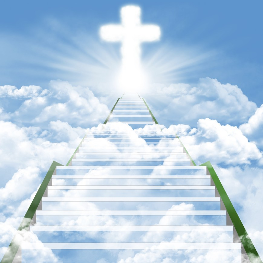 Christian Humor below on The Way to Heaven - Story about a little boy and a pastor who is asking for directions. Then the pastor also tells the boy he can show him the way to heaven.