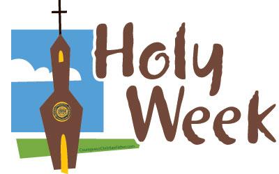 Holy Week #HolyWeek