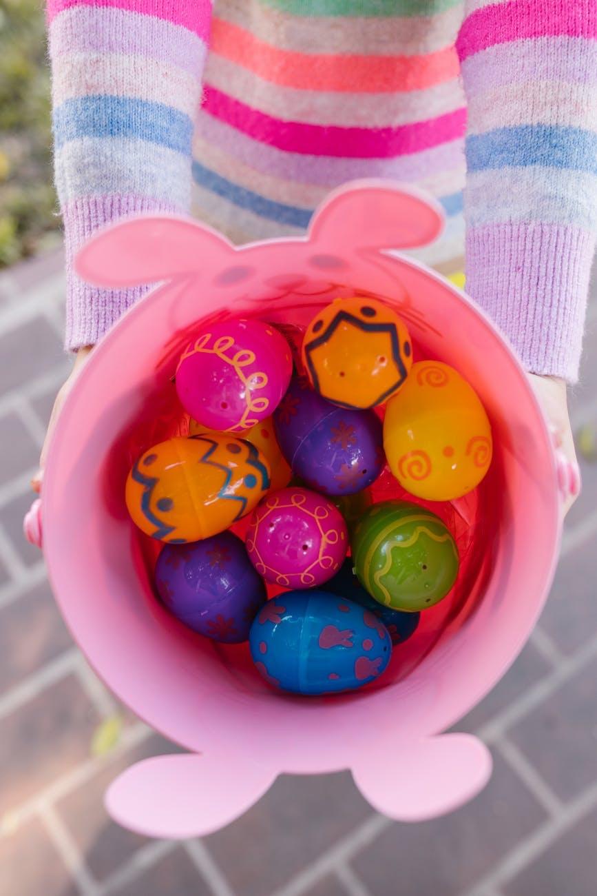 Drive Thru Easter Egg Hunt - Easter Easter Egg Trunk Hunt - alternatives to the traditional Easter Egg Hunt.