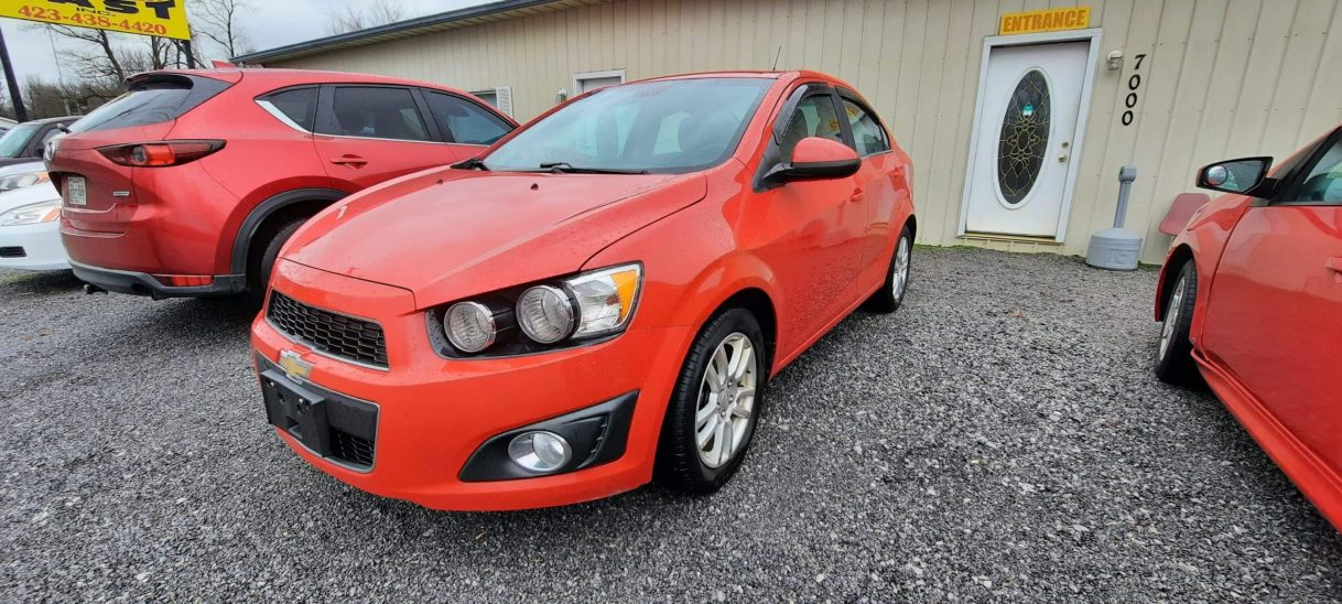 Multiple Codes Chevy Sonic and a possible cause