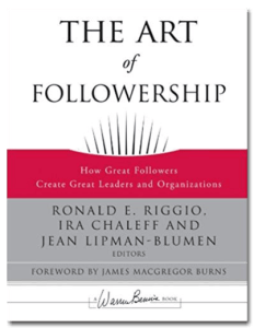 Followership Books: The Art of Followership