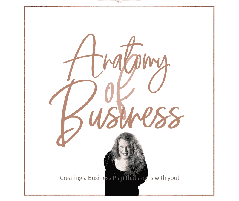 Creating your Business with Intention