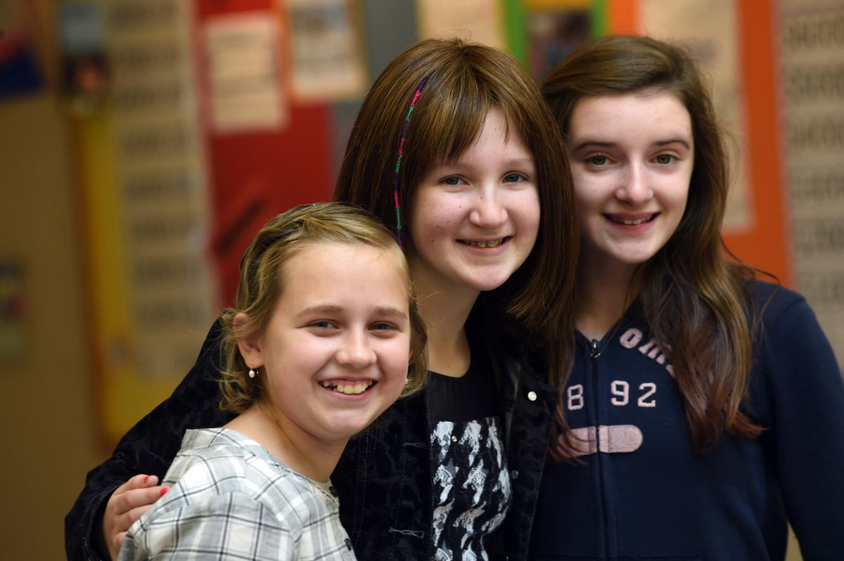 Avon Sixth Graders Raise Money After Their Own Fight With