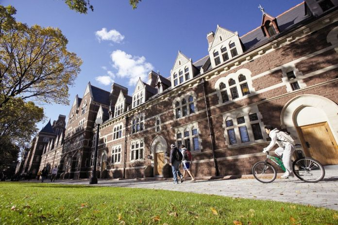 Extreme ideologies on race collide at Trinity College