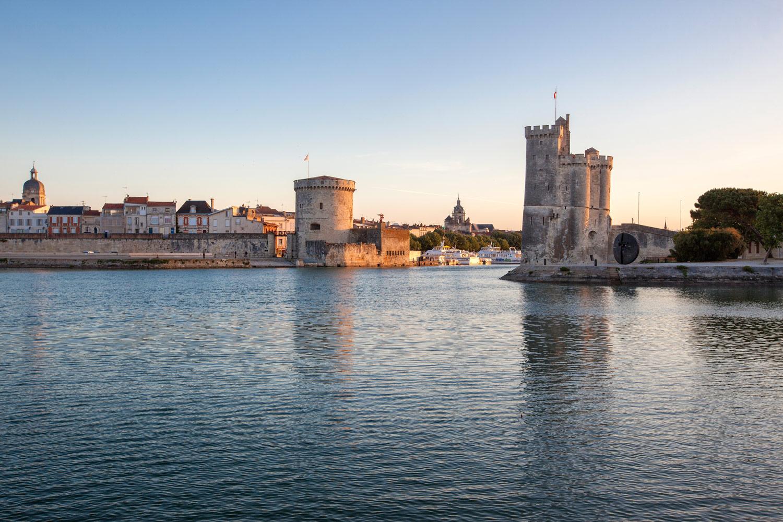 La Rochelle Cour Des Dames