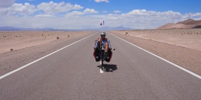 pourquoi le vélo couché est parfait pour un Tour du Monde à vélo