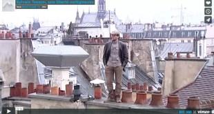 """documentaire """"liberté vertigineuse"""" Sylvain Tesson"""