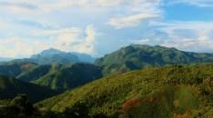 Montagnes Laos