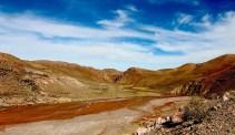Près de Susques dans les Andes Argentine
