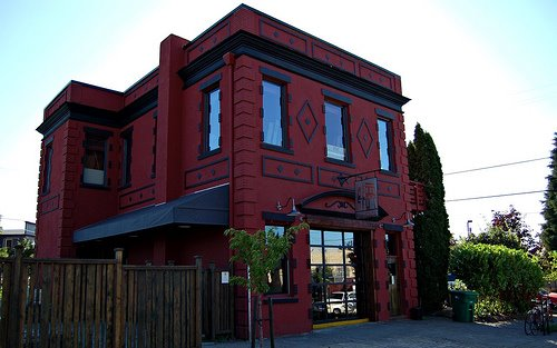 Firehouse Portland