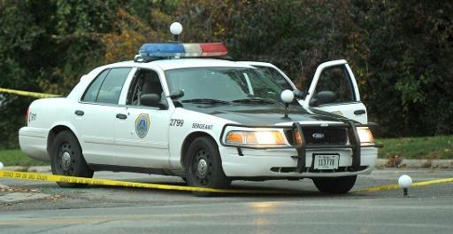Neuf personnes ont été tuées lors d'une fusillade dans la nuit de samedi à dimanche à Dayton dans l'Ohio, dans le nord-ouest des Etats-Unis - GETTY IMAGES NORTH AMERICA/AFP/Archives
