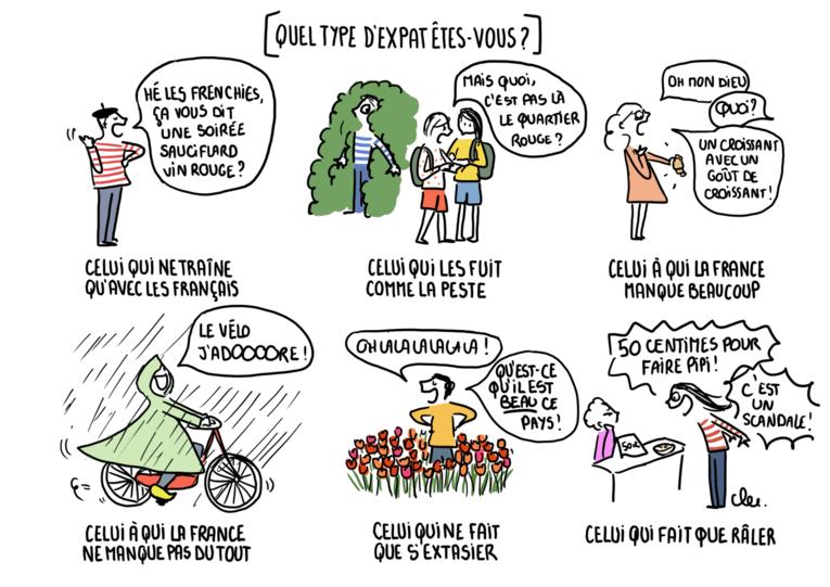 Clémentine Latron / Courrier Expat