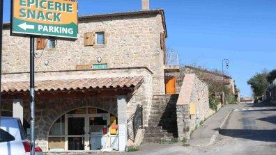 A Courry, l'épicerie La Couriette servira de relais pour les habitants.MIDI LIBRE / DR