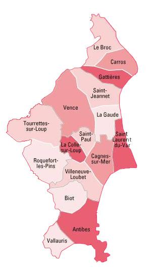 cours à domicile Cagnes-sur-Mer