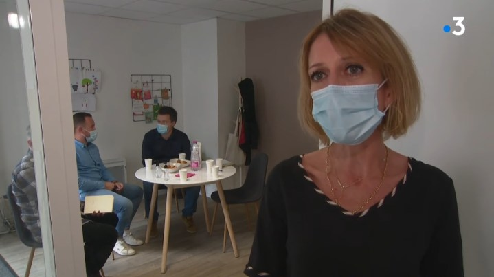 Reportage FRANCE 3 chez Cours Ado Nantes