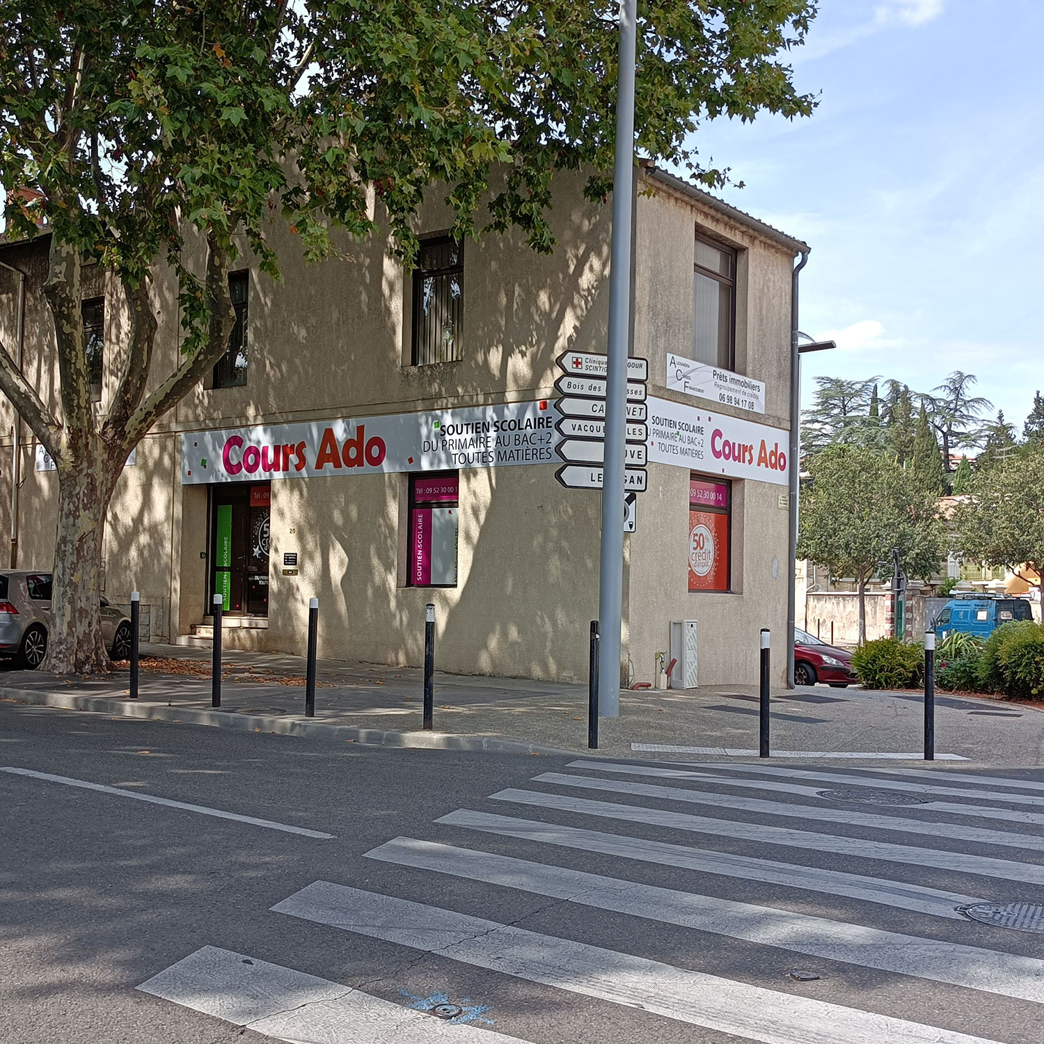 Agence cours particuliers Nîmes