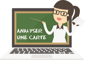 Analyser une carte