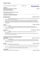 Ultimate Resume Template Professional V4 By Andrew Lacivita Pdf Ultimate Resume Template Professional Version Here Is Your Ultimate Resume Template Course Hero